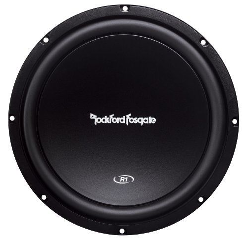 Rockford Fosgate Prime R1S412 R1 12-Inch 150 Watt Subwoofer - 4 Ohm by Rockford Fosgate. $45.63. Save 49% Off!