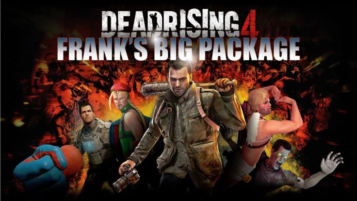 Dead Rising 4 Frank's Big Package Releasing on PS4 in December