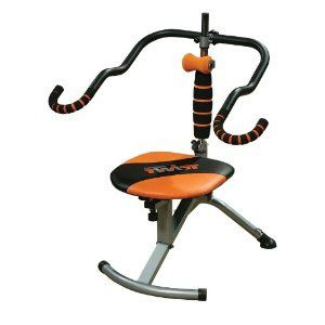 Ab-Doer Twist Abdominal Trainer Ab Machine. Will research this one later.