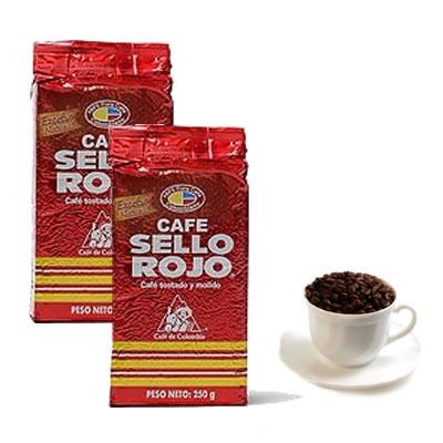 Sello Rojo Colombian Coffee