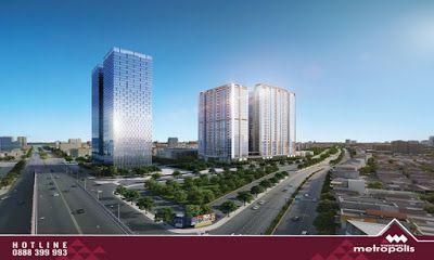 Bất động sản Việt Nam: Chi tiết mặt bằng tòa M2 dự án Vinhomes Metr...