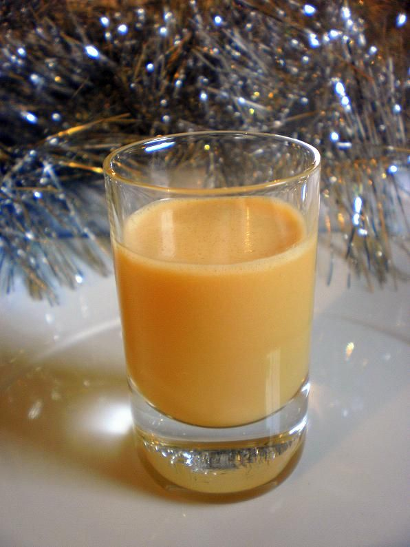 Karamelový likér s vanilkovým pudingom