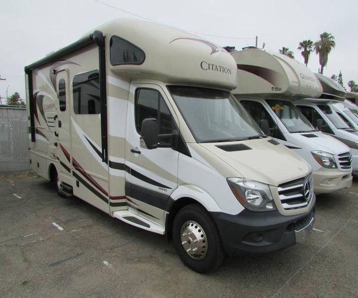 2015 Thor Motor Coach Citation 24SL for sale - San Diego, CA   RVT.com Classifieds