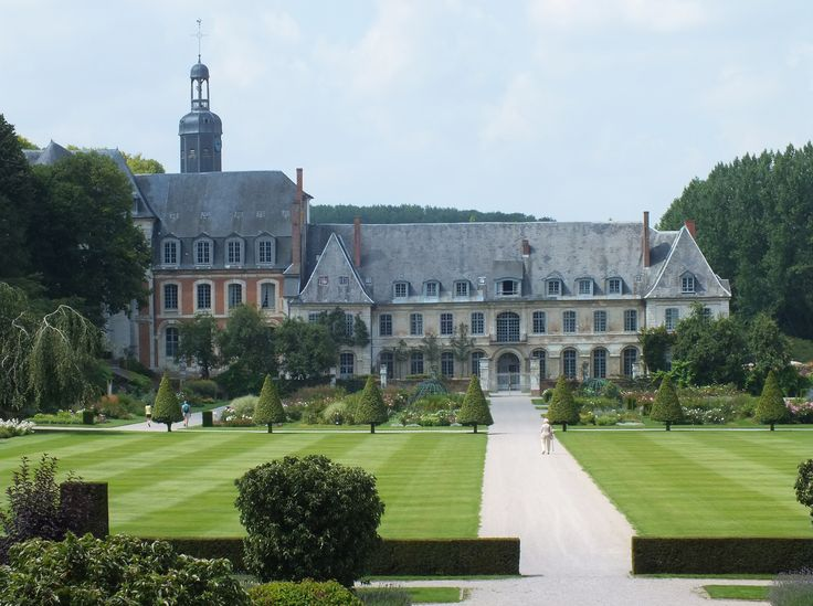 "Argoules (80. Somme) - Abbey / Abtei / Abbaye ""Valloires"""