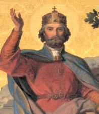 Stephen of Hungry - was Grand Prince of the Hungarians (997–1000) and the first King of Hungary (1000–1038). He greatly expanded Hungarian control over the Carpathian Basin during his lifetime, broadly established Christianity in the region, and is generally regarded as the founder of the Kingdom of Hungary