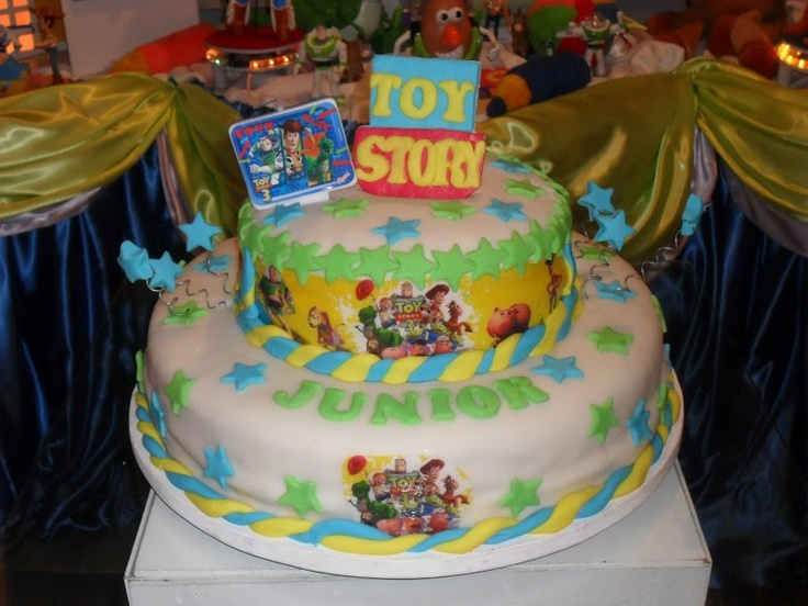 Cumple Toy Story ★ on Pinterest | Toy Story, Toy Story Party and ...