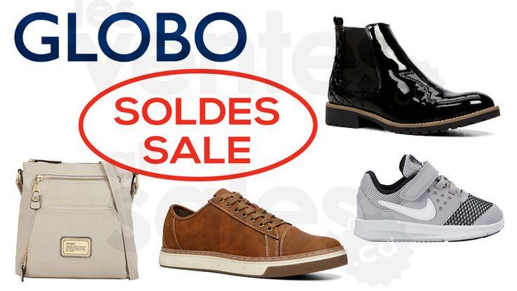 Globo rabais 25%-60% chaussures & bottes | lesventes.ca