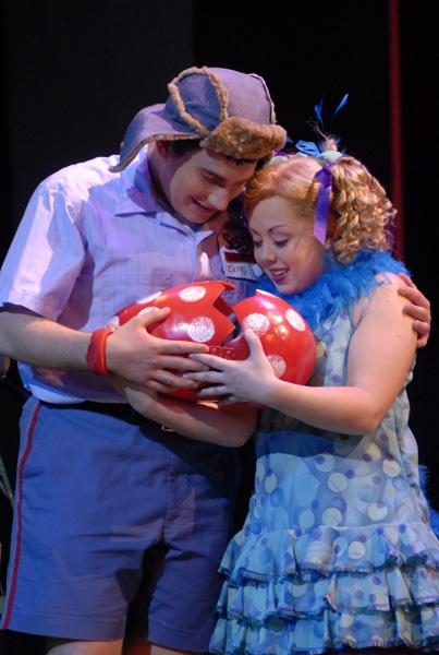 UM School of Music, Theatre & Dance - Performances/Events - Seussical (April 2006)