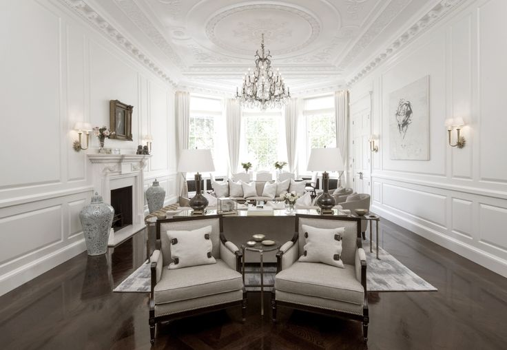 Project Pearl   1508 Private Residence, London #1508london #design #interior #lounge