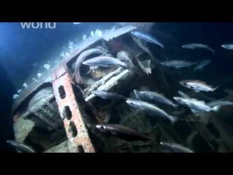В поисках сокровищ: Подводные лодки