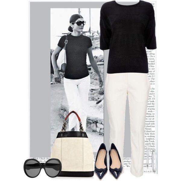 Jackie Style., created by irishrose1 on Polyvore