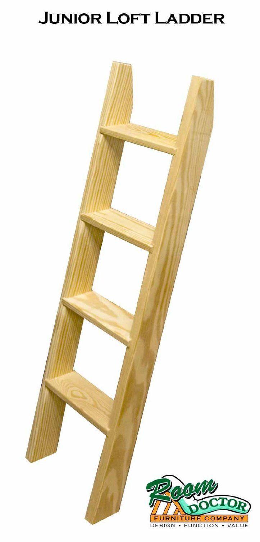 Junior Loft Ladder Loft Beds Woodworking