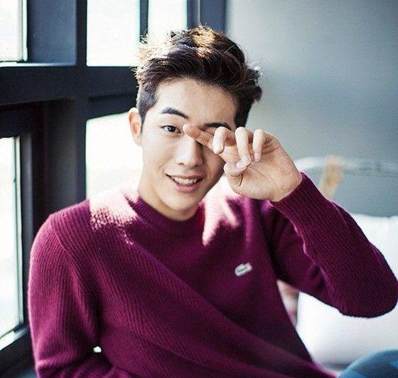 Nam Joo Hyuk nos resume a su tipo ideal en dos oraciones cortas via @soompi