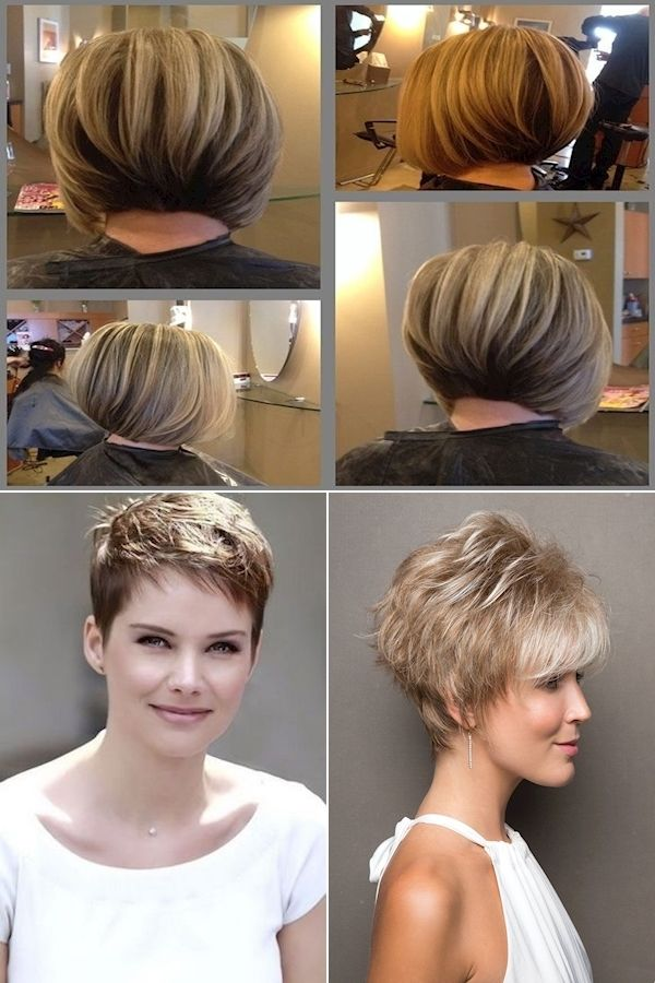 Latest Short Hairstyles 2016 New Fashion Short Hairstyles Short Hairstyle Gallery In 2020 Short Hair Styles Womens Hairstyles Hair Styles