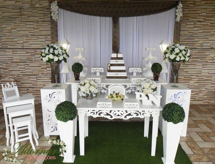 Aluguel Decoração Casamento Noivado Tema Oncinha em Provençal. Decorações de primeira classe, locação de móveis provençais e serviços realizados com produto