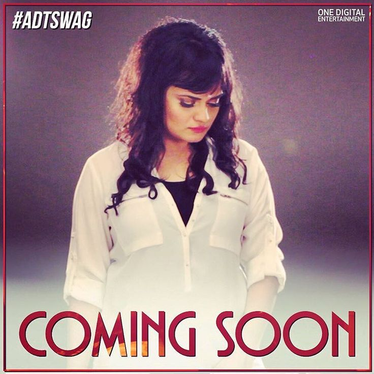 #ADTswag coming this week on my official youtube channel. (www.youtube.com/aditisinghsharma) SUBSCRIBE to be the first ones to b