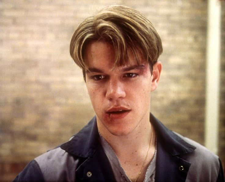 17 best images about young matt damon on pinterest for Matt damon young