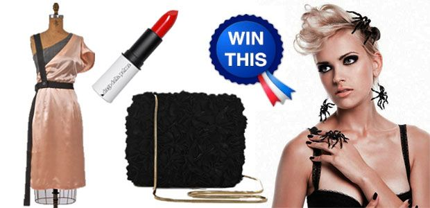 Vote for your favourite bag of July to win amazing prizes worth over £550.  Enter here:http://bagservant.co.uk/content/july-bag-of-the-month-win-a-reiss-handbag-z-mode-dress-arachnid-earrings-and-ring-and-diego-dalle-palma-lipstick-worth-over-550/#