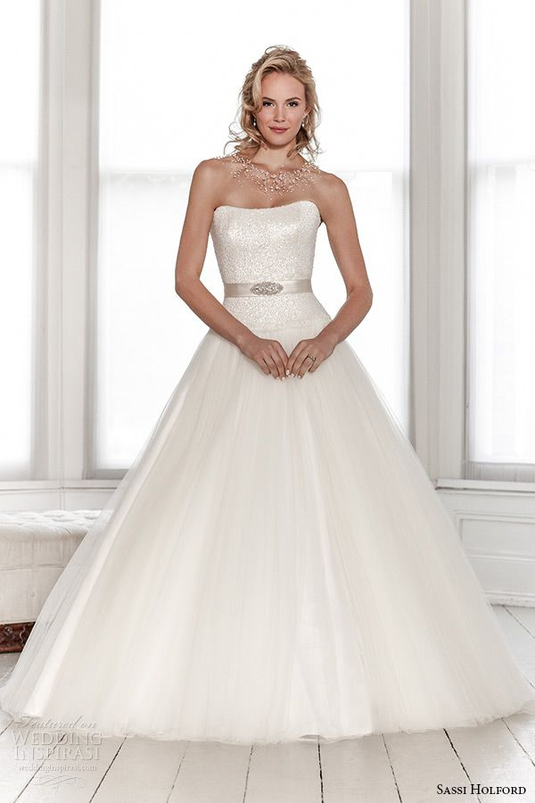 Si Holford 2017 Wedding Dresses Signature Bridal Collection