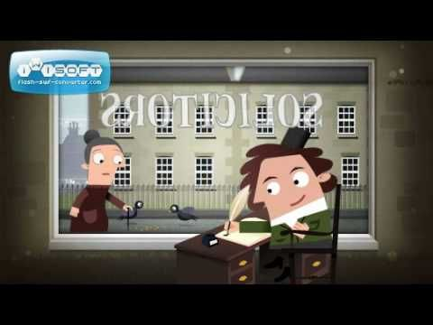 """Get to know the author of """"A Christmas Carol,"""" Charles Dickens in BBC's animated short """"The Life of Charles Dickens"""""""