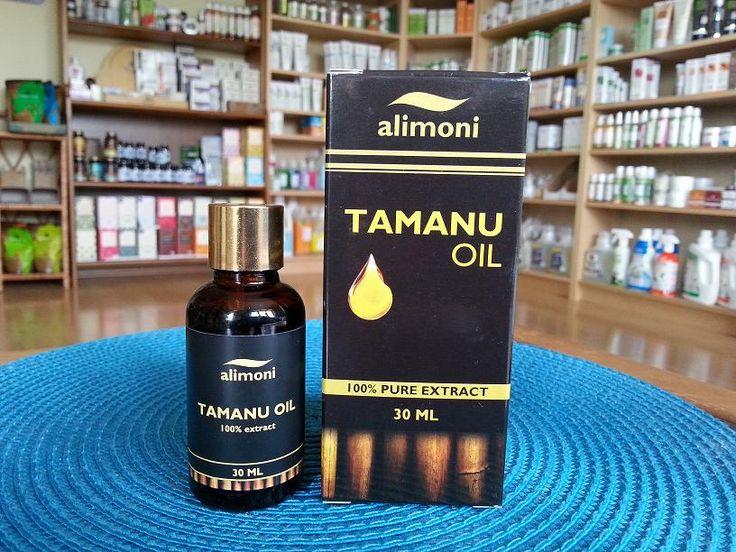 Olej Tamanu pomaga zwalczać choroby skórne. Stosuje się go w leczeniu ran, oparzeń słonecznych oraz zmian skórnych takich jak trądzik. Zmniejsza blizny i rozstępy. Leczy opryszczkę. Odstrasza komary.