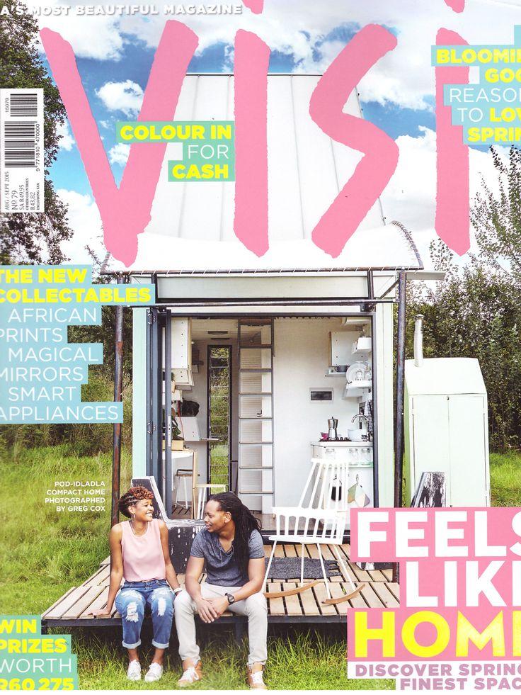 VISI magazine – SA's most beautiful magazine – Aug/Sept 2015 – Leaf Table, page 134