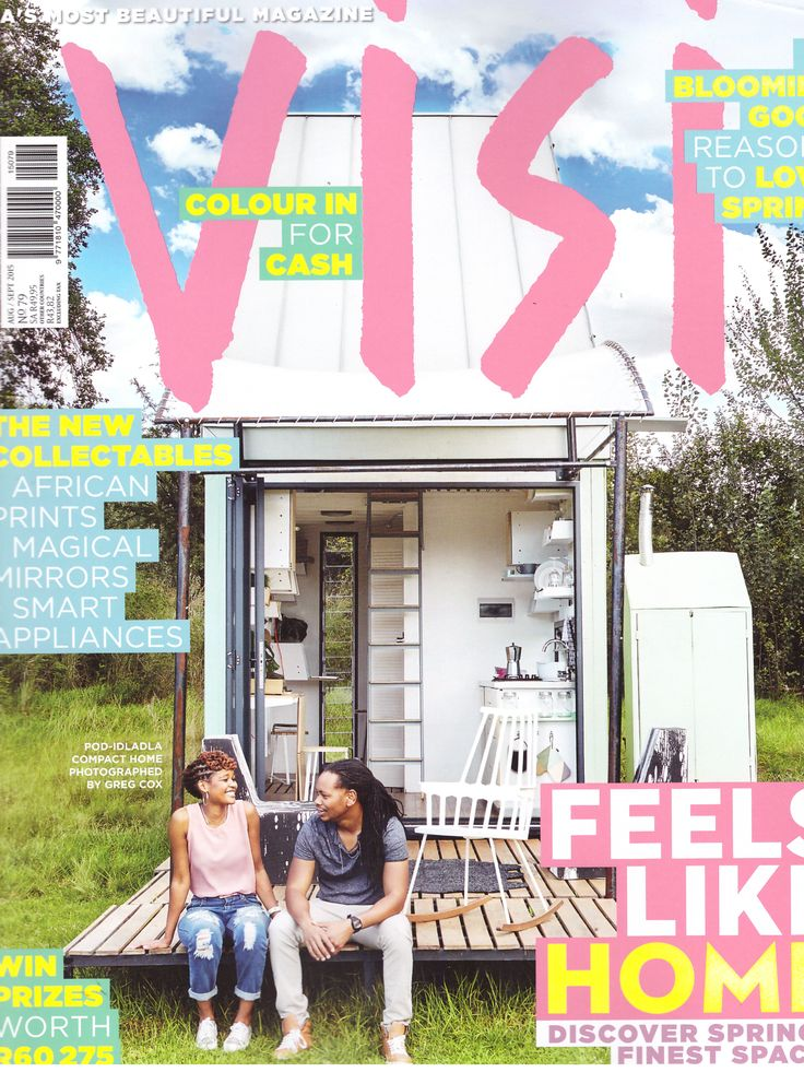 VISI magazine​ – SA's most beautiful magazine – Aug/Sept 2015 – Leaf Table, page 134