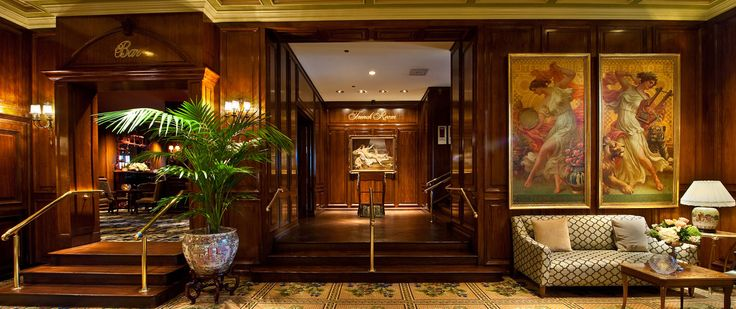 Downtown Dallas Hotels- The Adolphus- Dallas Luxury Hotel, Texas, TX.... looks like a painting.