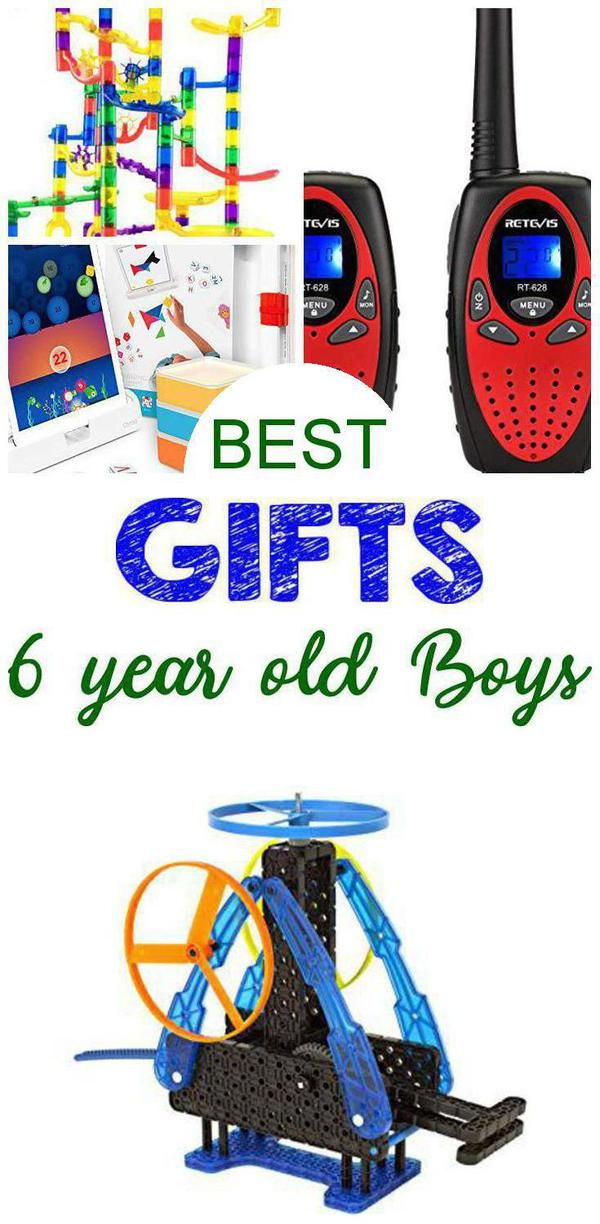 Best Gifts for 6 Year Old Boys 2019 | 6 year old boy ...