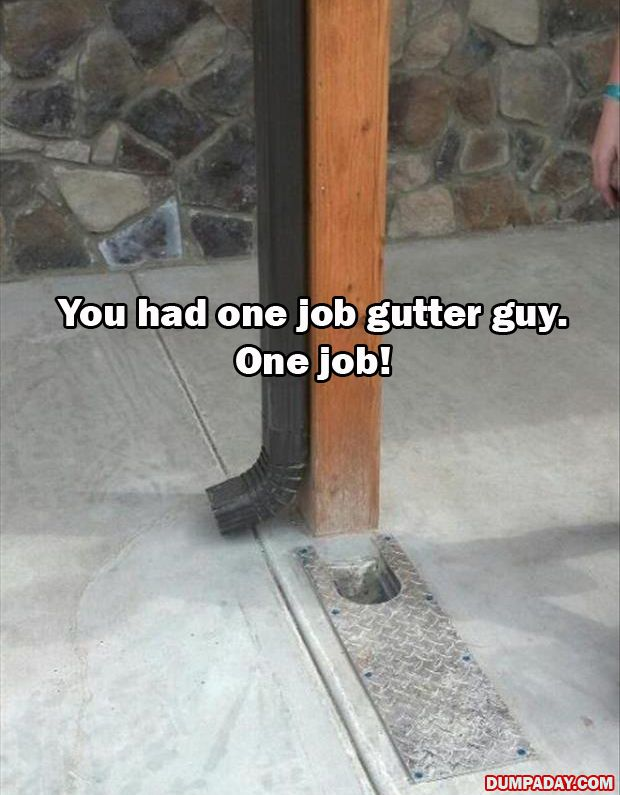 """The Best Of, """"You Had One Job!"""" – 28 Pics"""