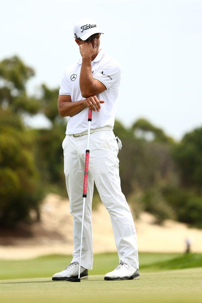 Adam Scott - Australian Open - Day 2