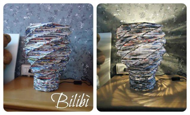 Bilibì: Lampada di carta