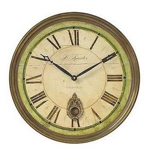 uttermost regency b rossiter wall clock wall clocks at hayneedle