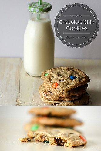 Butter Chocolate Chip Cookies. The ultimate All American style cookie ...