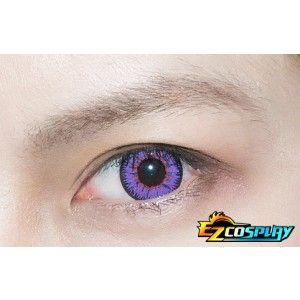 Eyekotoba Viga 3tone Purple Cosplay Contact Lense