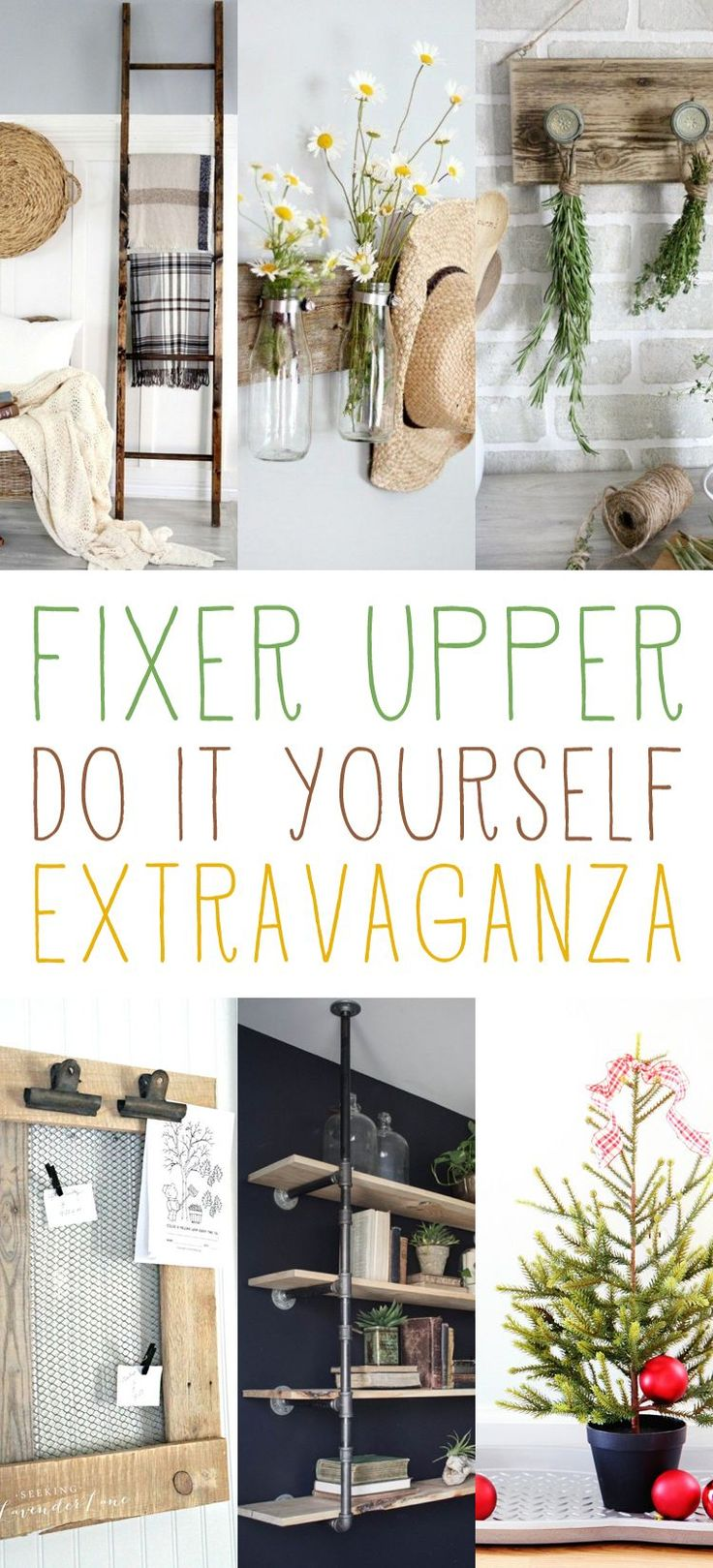 Fixer Upper DIY Extravaganza - The Cottage Market