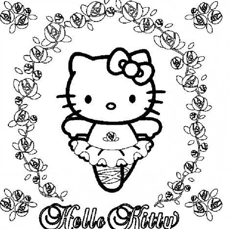 620 best a crafts hello kitty color images on pinterest - Kitty Doctor Coloring Pages