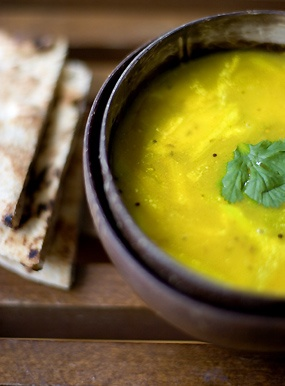 Receta de Salsa de curry