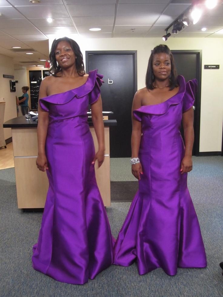 Celeste és Jada - Mondj igent a ruhára - koszorúslányok (TLC) #wedding #bridesmades #sayyestothedress #TLC
