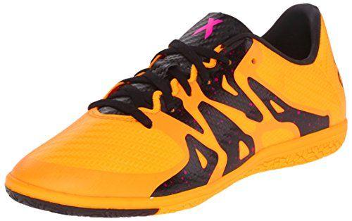 adidas Performance X 15.3 Indoor Soccer Shoe (Little Kid/Big Kid)