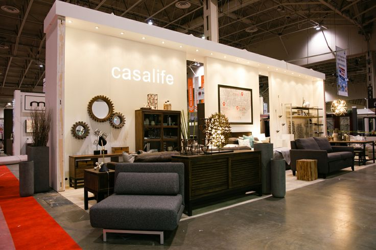 A glimpse at our 2014 #NationalHomeShow booth @Home & Garden Events
