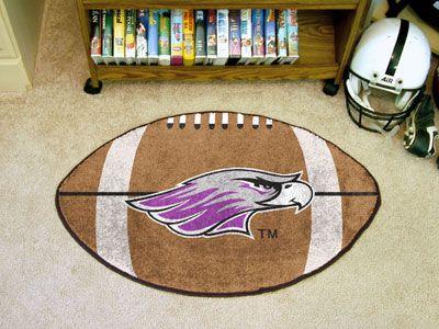 University Of Wisconsin-Whitewater Football Mat
