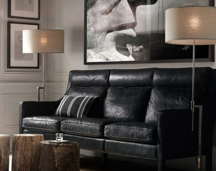 Restoration Hardware Scales Furniture For Smaller Spaces