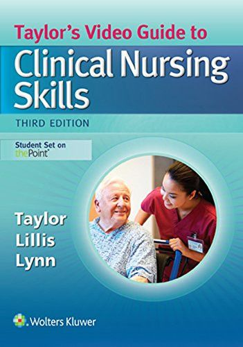 Tayloru0027s Video Guide to Clinical Nursing Skills - Online Software - software skills