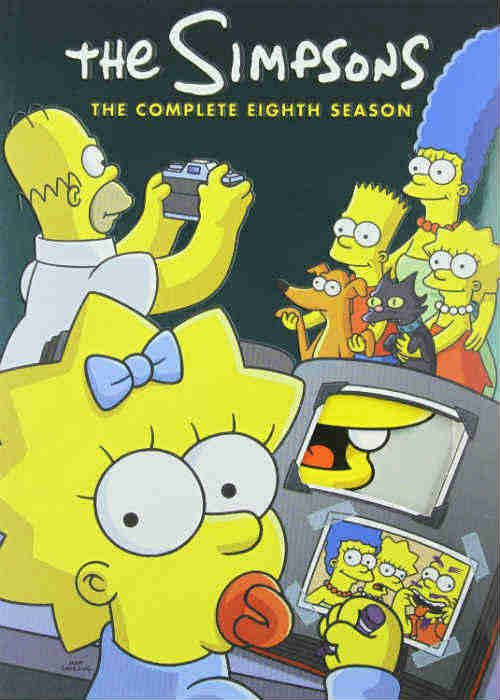 The Simpsons: The Complete Eighth Season (1996-1997)
