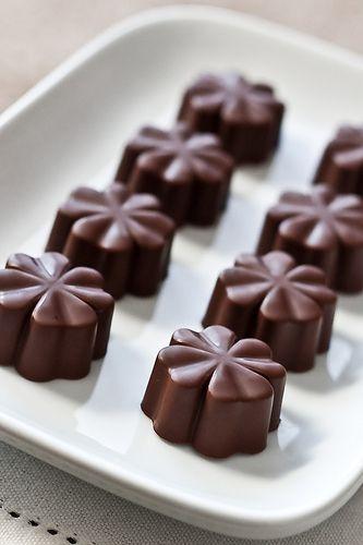 Cioccolatini al gianduia