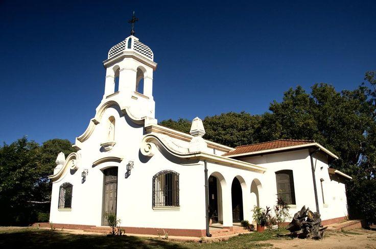 Isla del Cerrito #Chaco #Argentina #ArgentinaEsTuMundo #Arquitectura #Viajes Para más info > https://www.facebook.com/viajaportupais