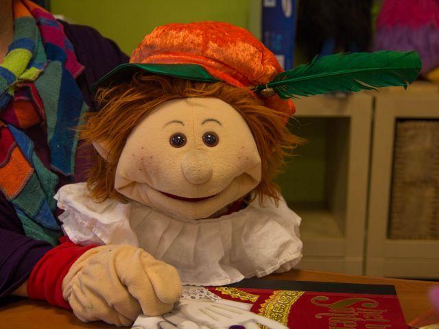 Bijkletsen met Sinterklaas…. | Handpop.nl blog