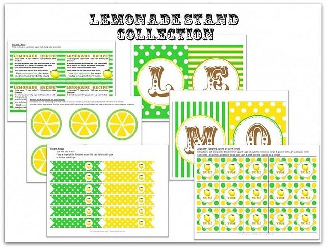 lemonade stand free printable: Lemonade Stands, Birthday, Color, Boys, Lemonade Prints, Printables Fonts, Stands Printables, Free Printables, Crafts