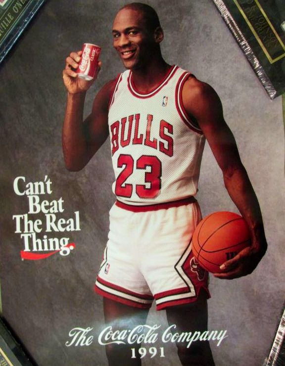 Coca cola is one of the brands with an iron fist around sports sponsorship